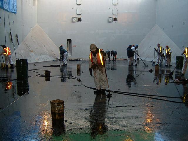 Urgence Marine nettoyages